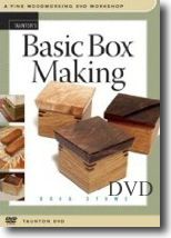 Basic Box Making DVD